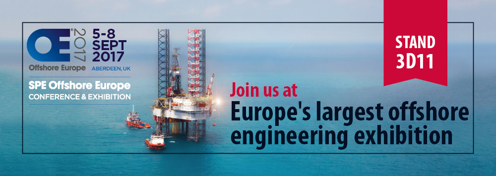 Join us at Europe's largest offshore engineering exhibition